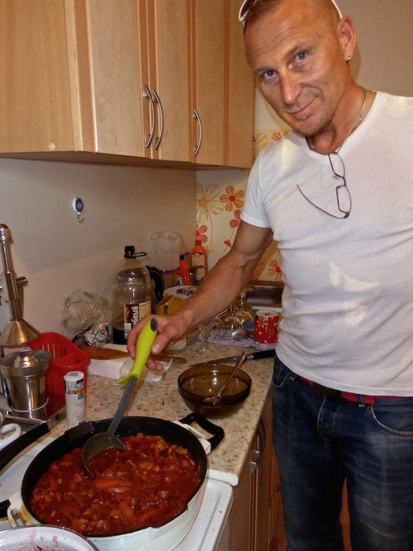 Home made Borscht recipe