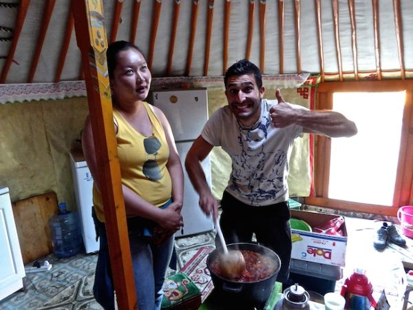 Best food to try in Mongolia